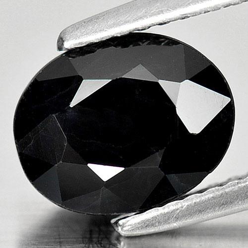 Black Sapphires