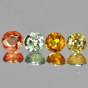 Mixed Sapphires