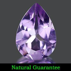 Genuine 100% Natural Amethyst 1.70ct 10.0 x 7.1mm VS1