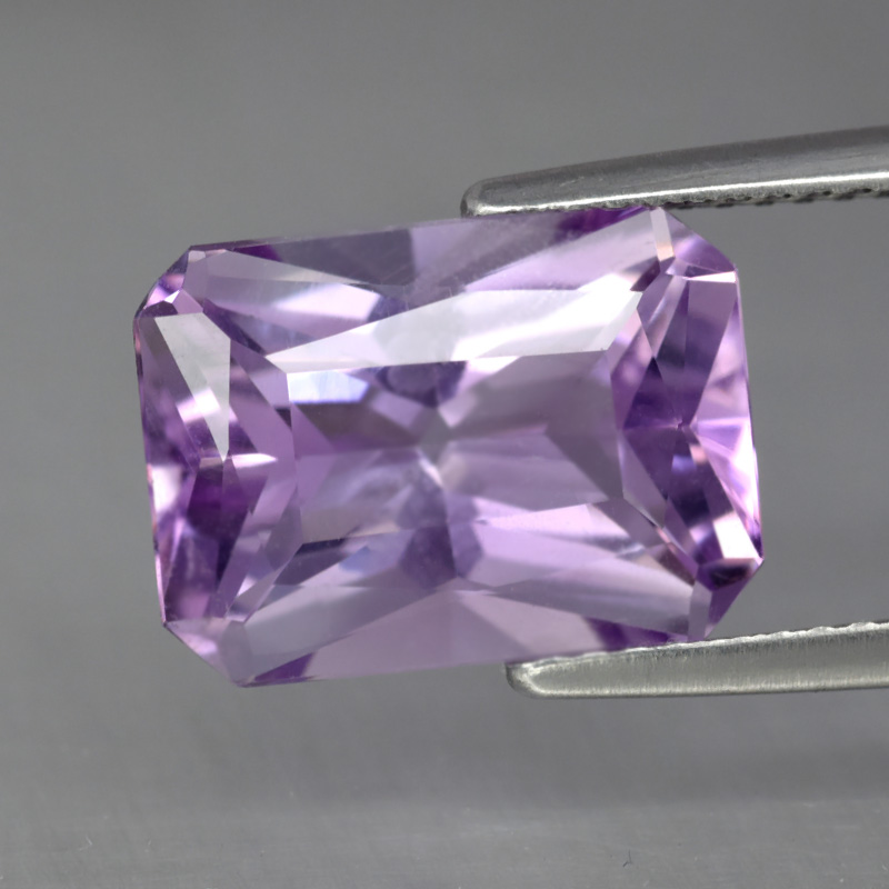 Genuine 100% Natural AMETHYST 4.77ct 12.5 x 9.0mm Octagon Antique Cut