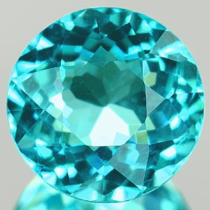 Genuine 100% Natural APATITE 1.05ct 6.4 x 6.4mm Round