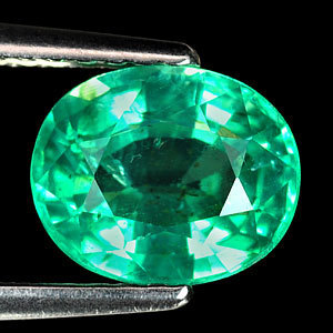 Genuine 100% Natural APATITE 1.72ct 7.8 x 6.5mm Oval