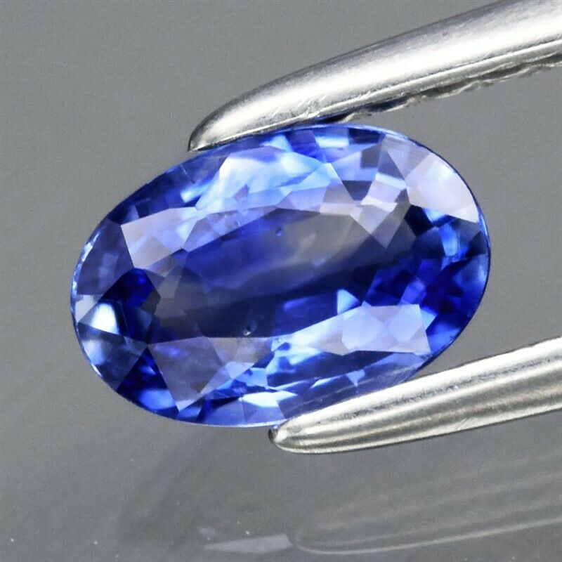 Genuine Blue Sapphire .50ct 6.0 x 4.0mm Oval VS Clarity