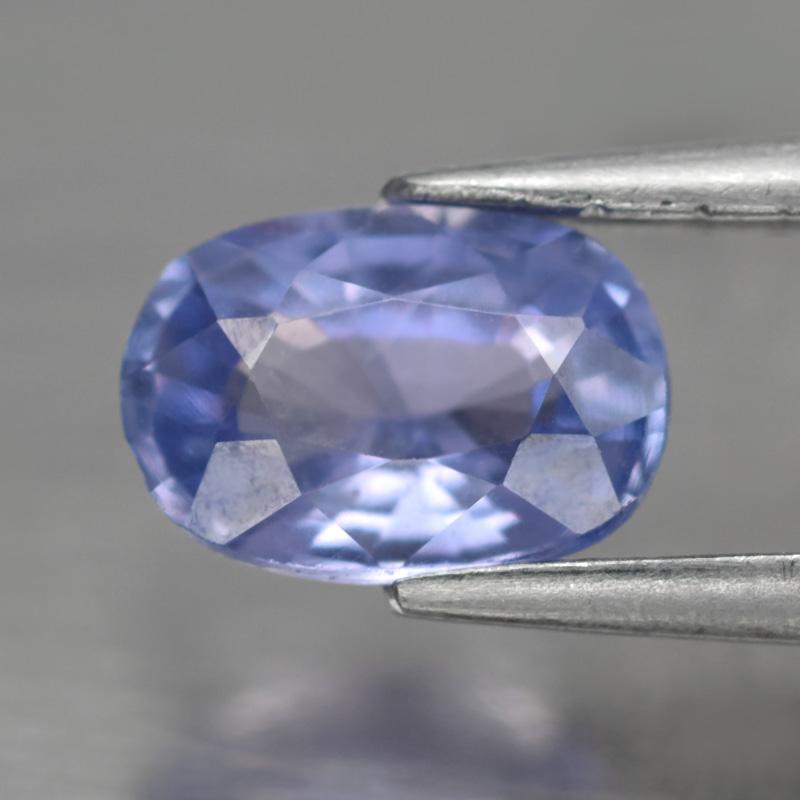 Genuine 100% Natural Blue Sapphire 0.64ct 6.0x4.0mm SI1 Ceylon