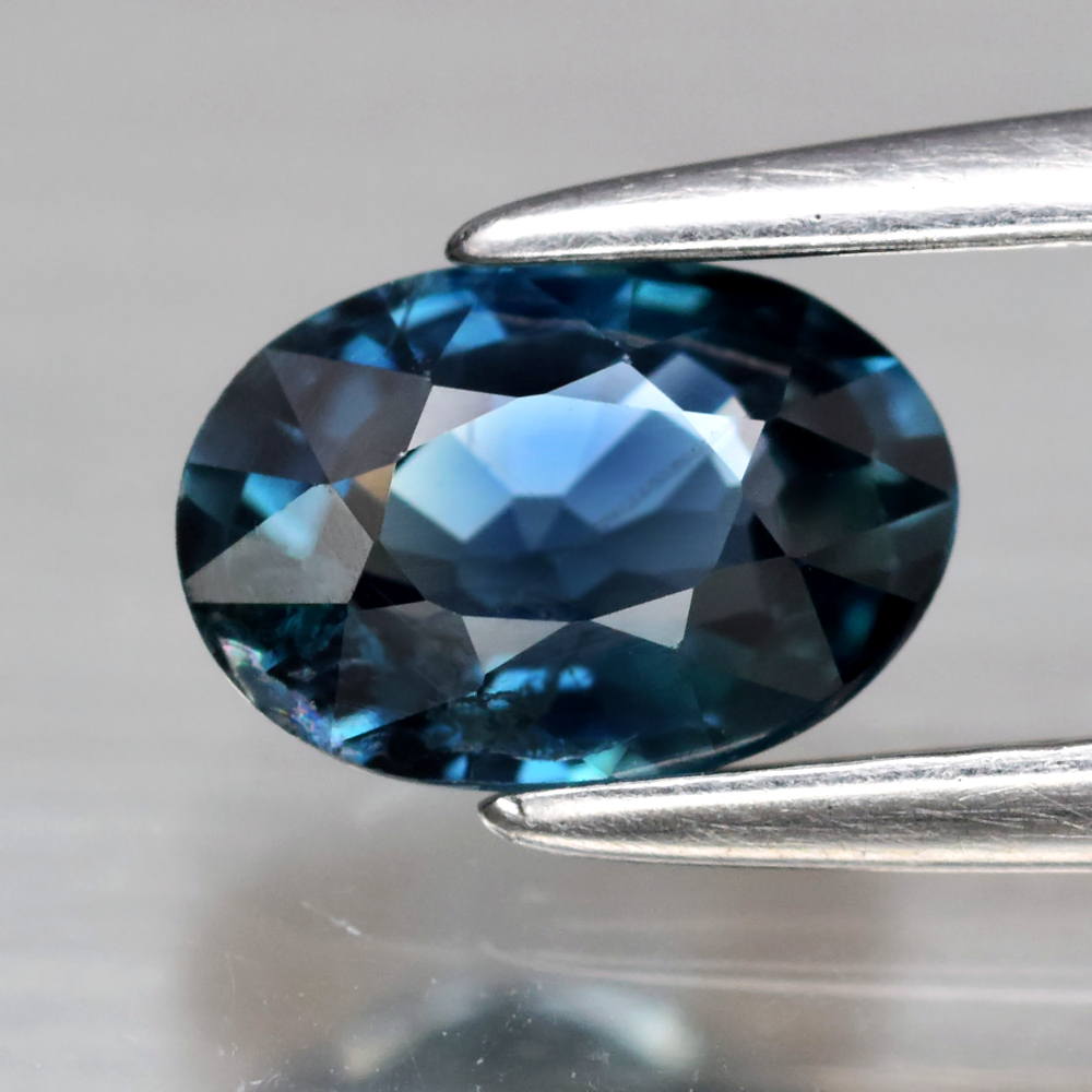 Genuine 100% Natural Blue Sapphire 0.78ct 6.4 x 4.3mm Oval SI1 Clarity