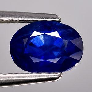 Genuine Blue Sapphire 1.01ct 7.3 x 5.3mm Oval SI