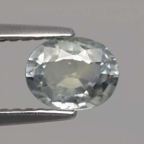 Genuine 100% Natural Green Sapphire 1.03ct 6.5x5.0mm Oval SI1 Clarity