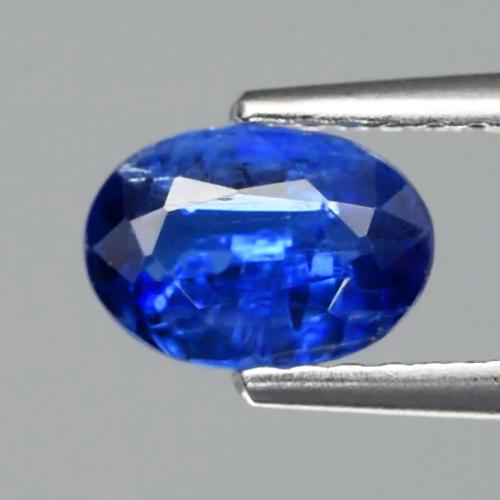 Genuine 100% Natural Kyanite 0.94ct 7x5x3mm SI1 SriLanka