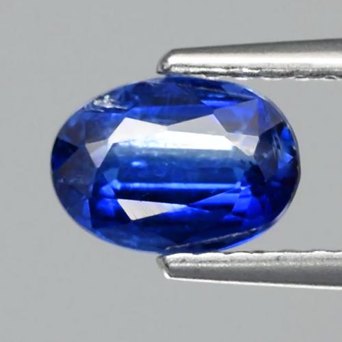 Genuine 100% Natural Kyanite 1.05ct 7x5x3.2mm SI1 SriLanka