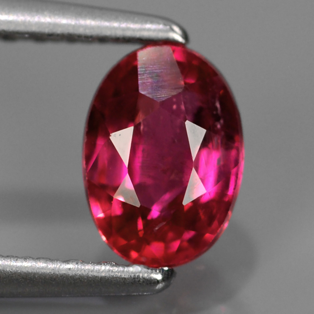 Genuine Pink Sapphire .79ct 6.0x4.3x3.1 SI1 Mozambique