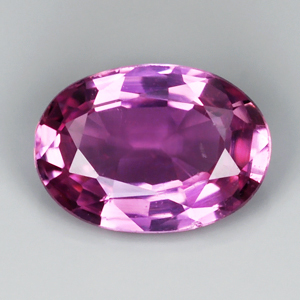 Genuine Pink Sapphire .86ct 7.0 x 5.0mm SI