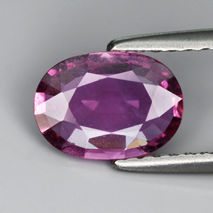 Genuine Pink Sapphire 1.06ct 6.4 x 5.1mm SI