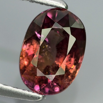 Genuine 100% Natural Pink Sapphire 1.41ct 7.0x5.0mm Oval SI2 Clarity