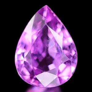 Genuine Purple Sapphire .60ct 6.2 x 4.7 x 2.8mm Tanzania SI