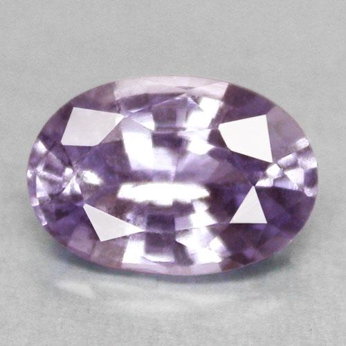 Genuine Purple Sapphire .85ct 6.8x4.7x3.1mm VVS Ceylon