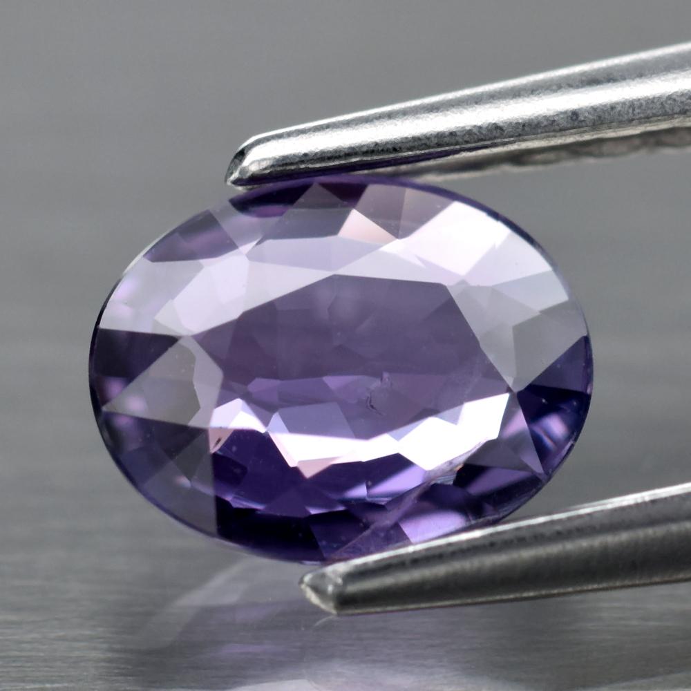 Genuine 100% Natural Purple Sapphire .43ct 5.6 x 4.5mm Oval VS Clarity