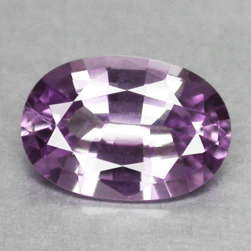 Genuine Purple Sapphire .68ct 6.5x4.5x2.7mm IF Ceylon