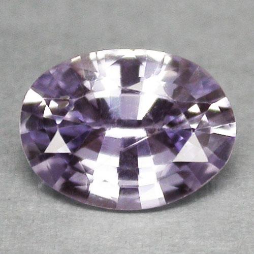Genuine Purple Sapphire .78ct 7.0x5.0x3.0mm VVS Ceylon