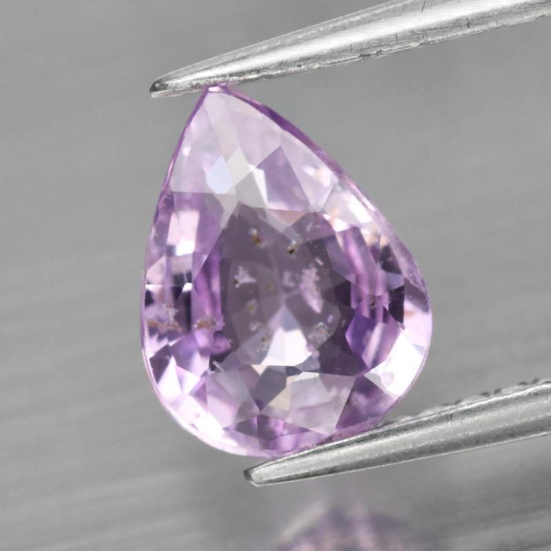 Genuine Purple Sapphire 1.16ct 8.0 x 6.0mm Pear SI1 Clarity