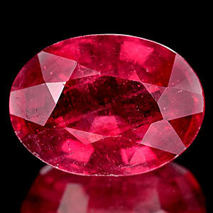 Genuine Ruby 2.53ct 9.1 x 6.6 x 4.4mm Madagascar VS1