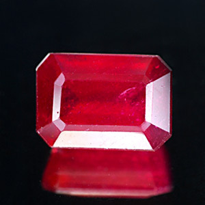Genuine Ruby 3.29ct 9.0 x 6.4 x 4.7mm Madagascar VS1