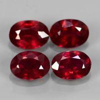 Genuine Ruby 1.16ct 7x5mm SI1 Madagascar