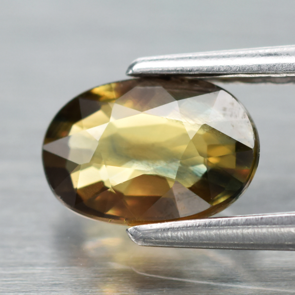 Genuine 100% Natural Yellow Sapphire 0.68ct 6.4 x 4.5mm Oval SI Clarity
