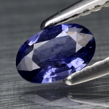 Genuine Blue Sapphire .39ct 6.0 x 4.0mm Oval SI1 Clarity from Ceylon