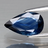 Genuine 100% Natural Blue Sapphire 1.00ct 8.6 x 5.0mm Pear SI1 Clarity
