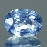 Genuine 100% Natural Blue Sapphire 1.03ct 7.0 x 5.0mm Oval VS Clarity