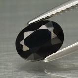 Genuine Blue Sapphire 1.76ct 7.93 x 6.11mm Oval Opaque (Certified)