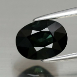 Genuine Green Sapphire 1.97ct 7.7 x 5.8mm Oval VS Clarity