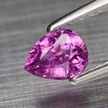 Genuine 100% Natural Pink Sapphire .58ct 5.5 x 4.2mm Pear SI1 Clarity