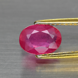 Genuine Pink Sapphire 1.57ct 8.5 x 6.0mm Oval SI1 Clarity