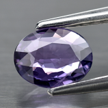 Genuine 100% Natural Purple Sapphire .43ct 5.6 x 4.5mm Oval VS Clarity