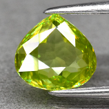 Genuine 100% Natural Sphene 1.10ct 7.2 x 6.8mm Pear VS Clarity