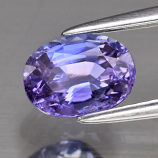 Genuine 100% Natural Tanzanite 1.27ct 7.3 x 5.5mm Oval SI1 Clarity