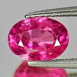 Genuine Pink Sapphire 2.09ct 8.2x5.9x4.7mm SI Madagascar