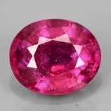 Genuine Pink Sapphire 2.33ct 8.5x7.0x4.5mm SI2 Madagascar