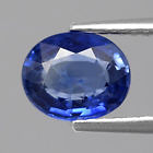 Genuine Blue Sapphire 1.59ct 7.5x6.2x3.2mm SI1 Madagascar