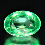 Genuine 100% Natural Apatite 1.09ct 7.0 x 5.0mm Tanzania SI