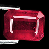 Genuine Ruby 2.97ct 8.7 x 6.4 x 4.7mm Madagascar VS1
