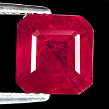 Genuine Ruby 2.75ct 7.4 x 7.2mm VS1