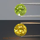 Genuine 100% Natural Sphene 1.90ct 6.8x6.8x5.3mm SI1 Madagascar