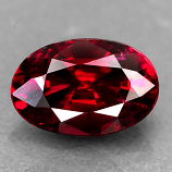 Genuine 100% Natural RUBY .56ct 5.8 x 3.7 x 2.8mm Oval