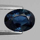 Genuine 100% Natural Greenish Blue Sapphire 1.38ct 7.3 x 5.5mm SI1 Thailand