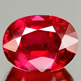 Genuine RUBY 1.77ct 8.0 x 6.1 x 3.9mm Oval
