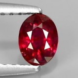 Genuine 100% Natural Ruby 0.41ct 5x4x2.5mm SI1 Mozambique