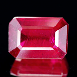 Genuine RUBY 3.32ct 9.0 x 6.5 x 4.6mm Octagon