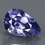 Genuine 100% Natural Violet Sapphire 1.41ct 7.8x5.1x4.6 VS1 Ceylon